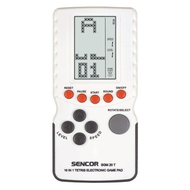 SGM 20 T Hra Tetris