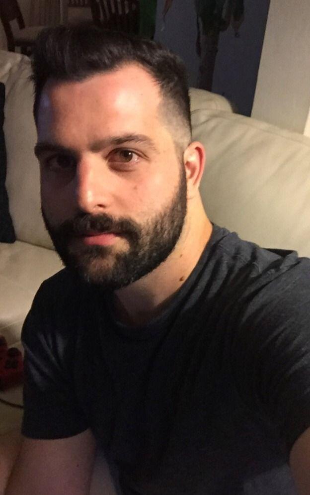 Pin De Alex Oliveira Em Cabelos Barba Sem Bigode Homens
