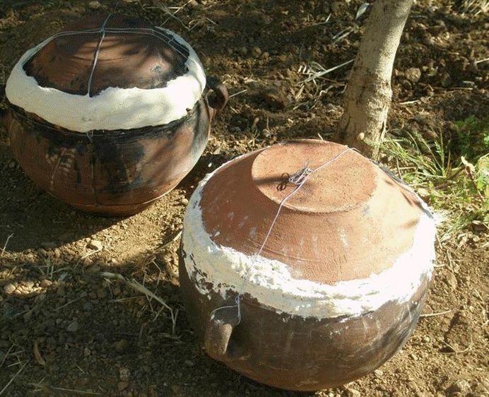Παραδοσιακό Πασχαλινό Καλύμνικο Μουούρι - Αλάτι και Πιπέρι