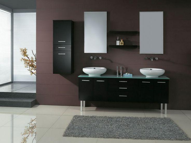 57 best Bad und Toilette images on Pinterest Bathroom, Half - bad spiegel high tech produkt badezimmer