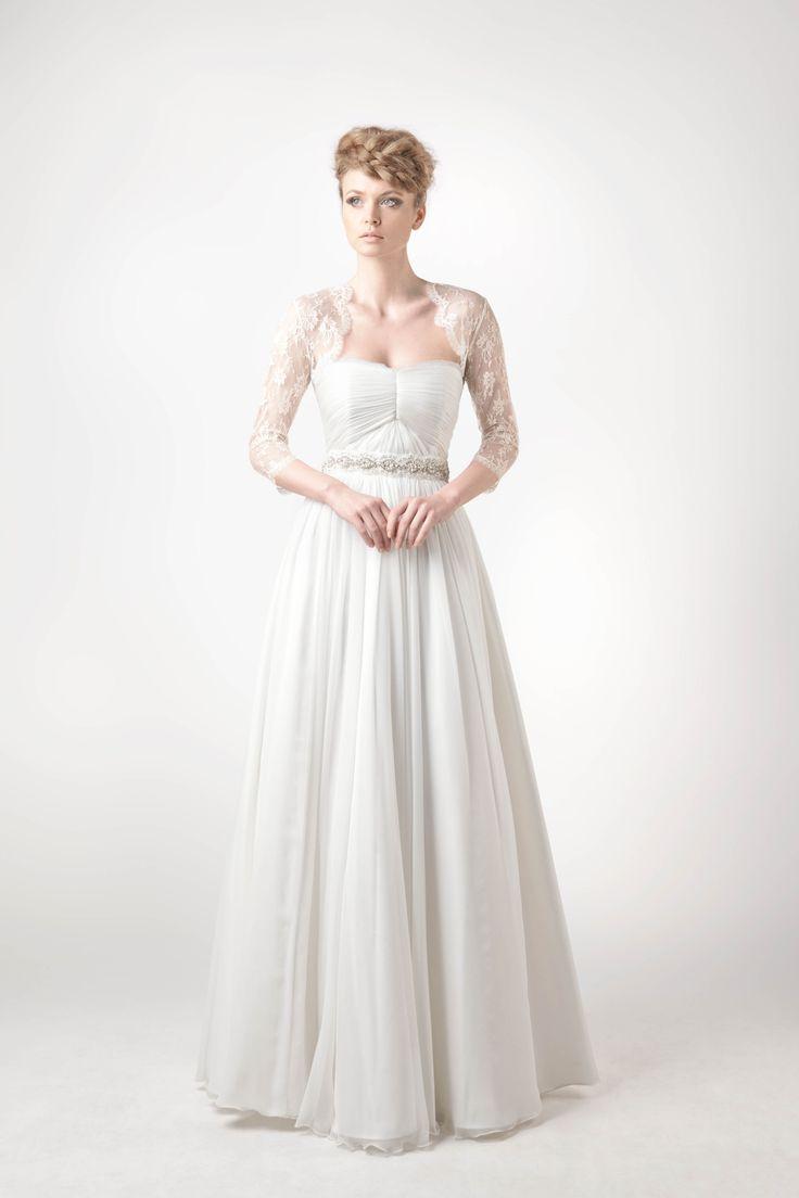 SADONI Collection 2014 -  Dress SELINA with SEA top and SAND belt