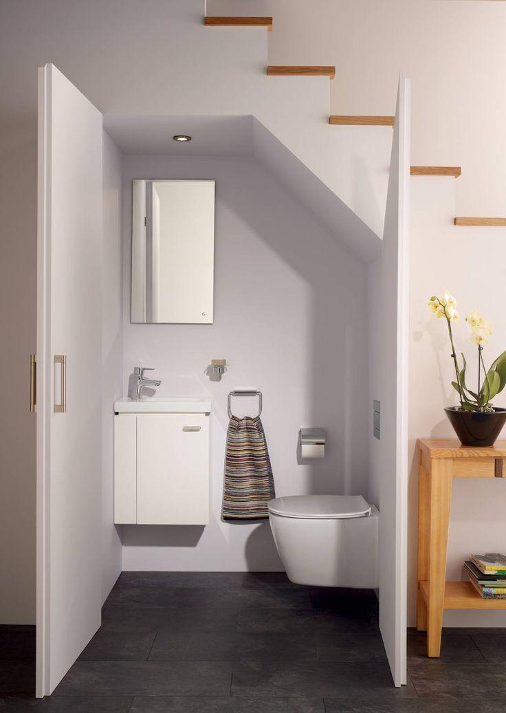 Oltre 25 fantastiche idee su bagno sottoscala su pinterest servizi igienici spazio sotto le - Box doccia salvaspazio ...