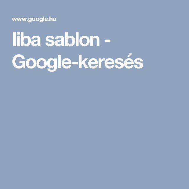 liba sablon - Google-keresés