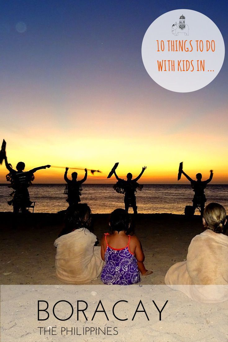 We pick our top 10 activities for families to enjoy on the tropical paradise of Boracay in The Philippines.