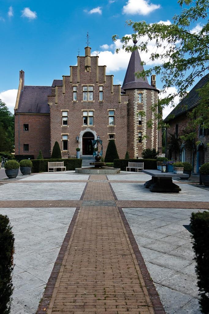 Kasteel Terworm, Heerlen - Netherlands (Photo: Holland.com)