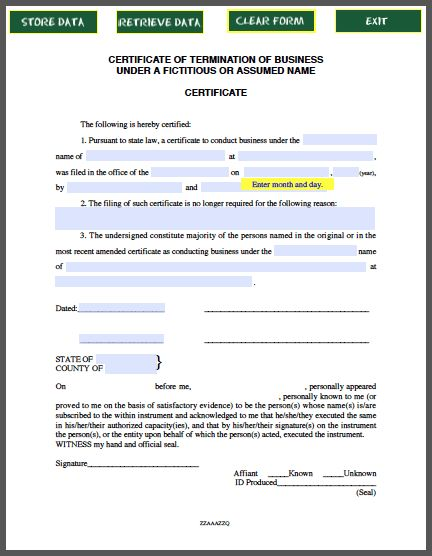 Certificate Origin Template Templates 6 Excel Formats Ideas