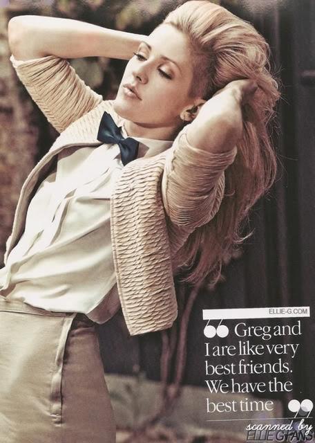 Ellie Goulding I love her hair