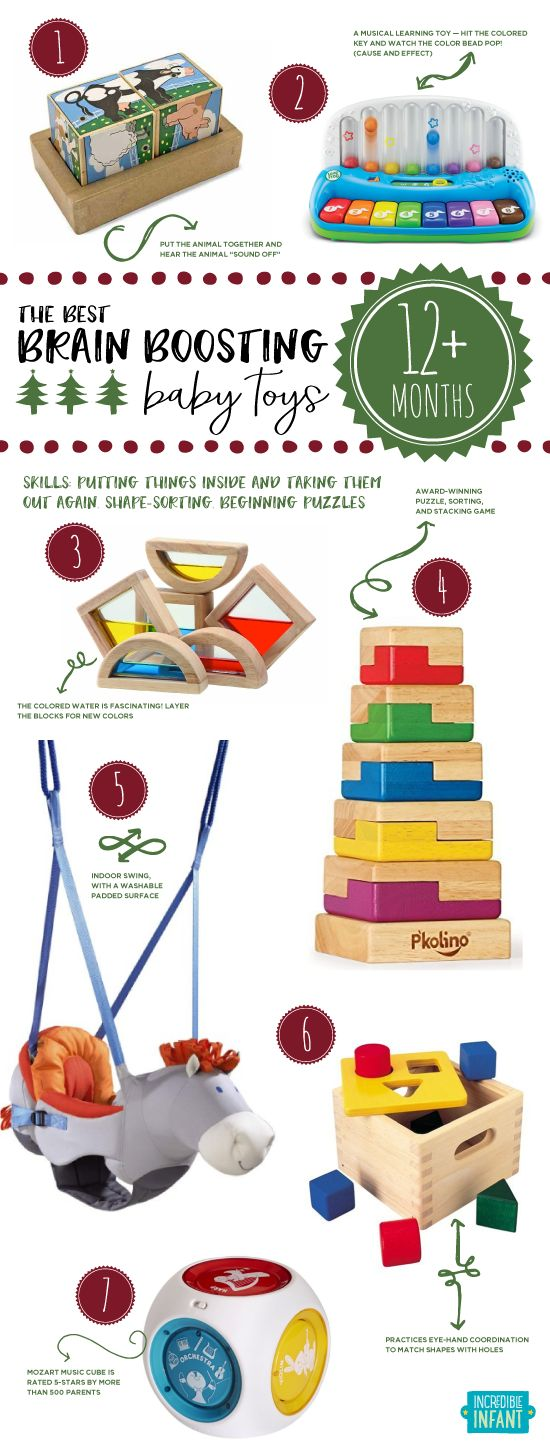 The Best Brain-Boosting Baby Toys