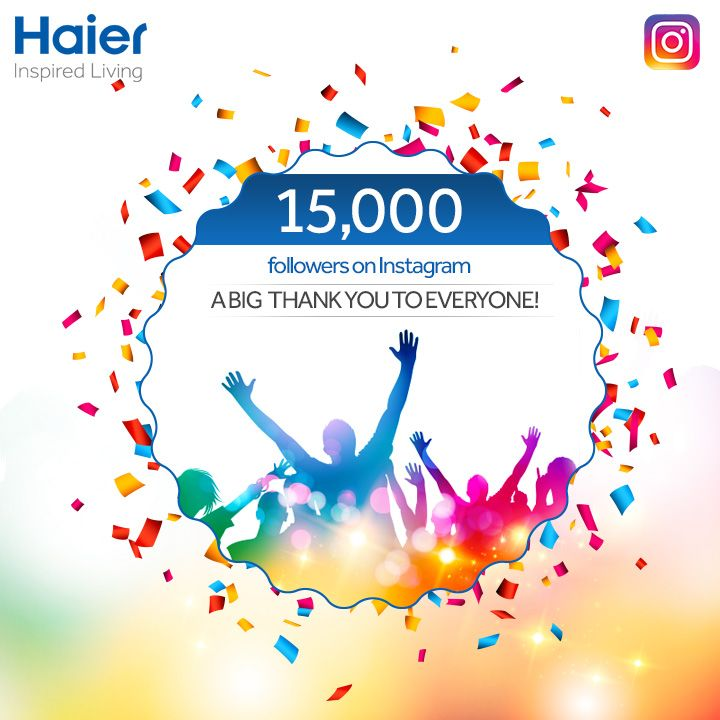 A big thank you to everyone for helping us achieve this milestone. Keep up the love and support.