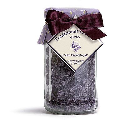 L'Ami Provencal French Hard Candy - Violet  5.3 oz.