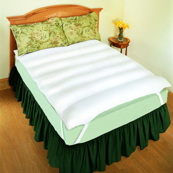 Whether You Re Rejuvenating Your Mattress Or Protecting A New One This Plush Topper Is Ideal For Sending Off To Dreamland