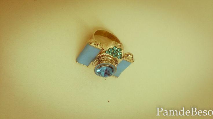 #Ring #Camera #Cool #Cute #Fashion #Pamdebeso