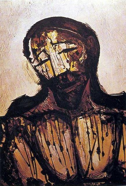 Sigueiros, David Alfaro (1896-1974) - 1965 Christ (Vatican Gallery, Vatican) by RasMarley, via Flickr