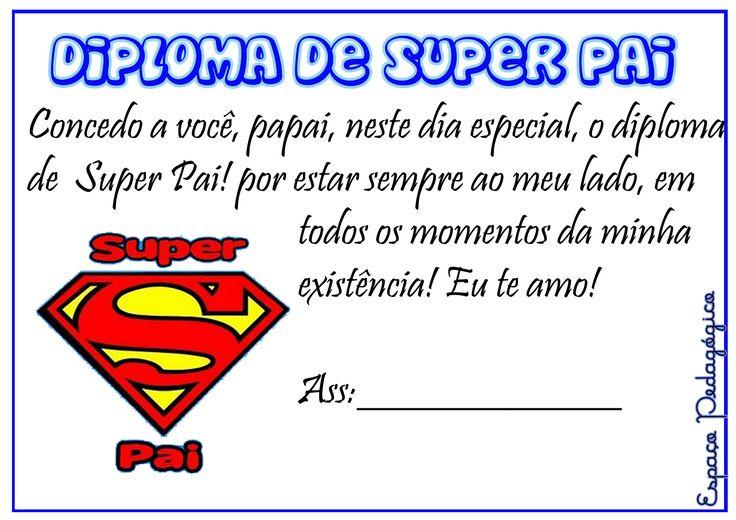 Convite Calendário 2015 Dia dos Pais – Super Pai: - Pesquisa Google