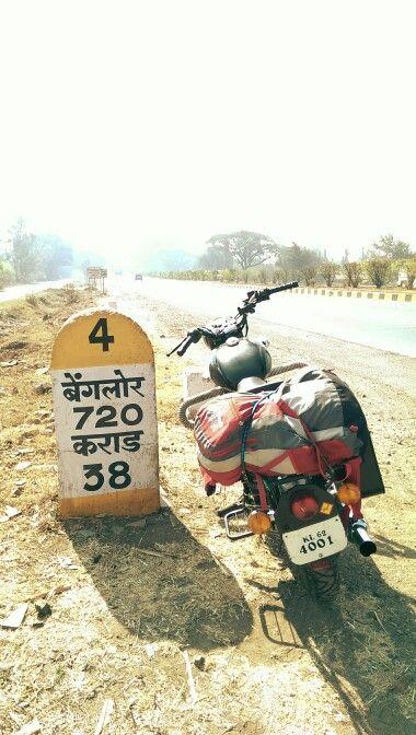 bengaluru pune national high way
