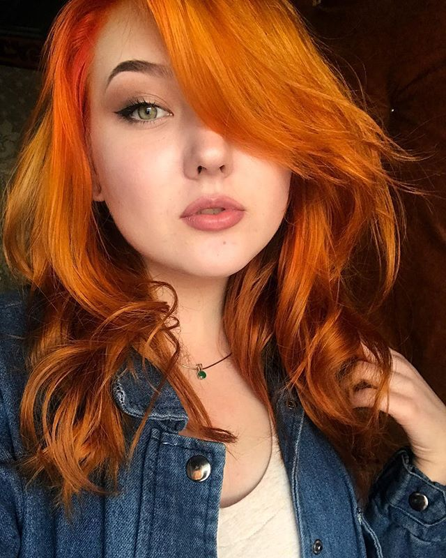 Directions Apricot Hair Pinterest Hair Hair Inspiration And