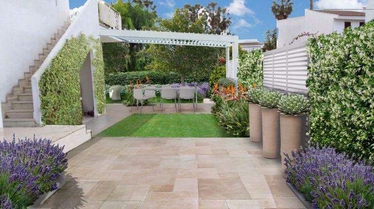 progetto giardino in Puglia