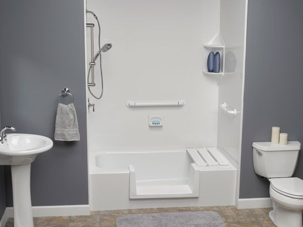 Shower Kits For Small Bathrooms | Shower Kits To Simplify Your Shower  Installation