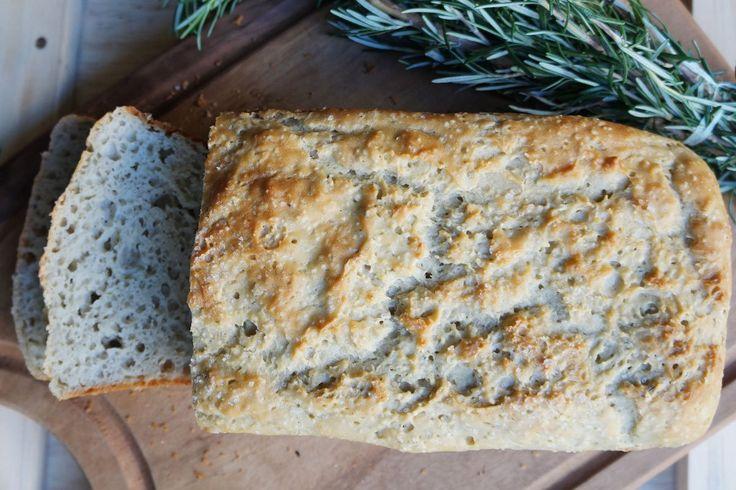 Pão de Alecrim e Sal Rosa