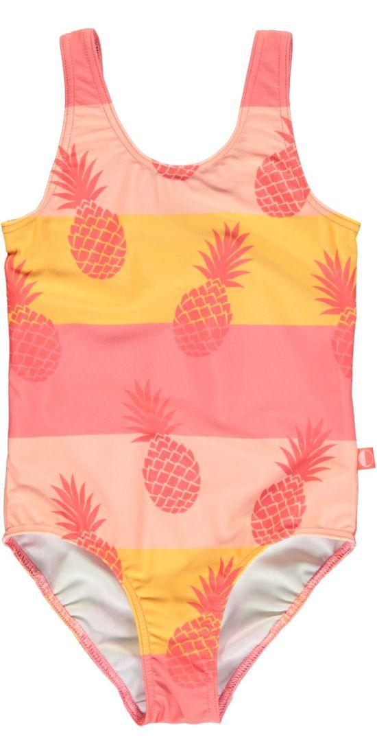 Badedragt - Pineapple01