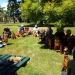 St Distaff Day 2014 » Handweavers, Spinners and Dyers Guild of Tasmania
