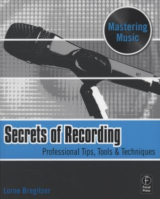 8 best books worth reading images on pinterest reading books cover image for secrets of recording fandeluxe Choice Image