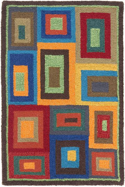 17 Best Images About Hooked Rugs Pillows On Pinterest