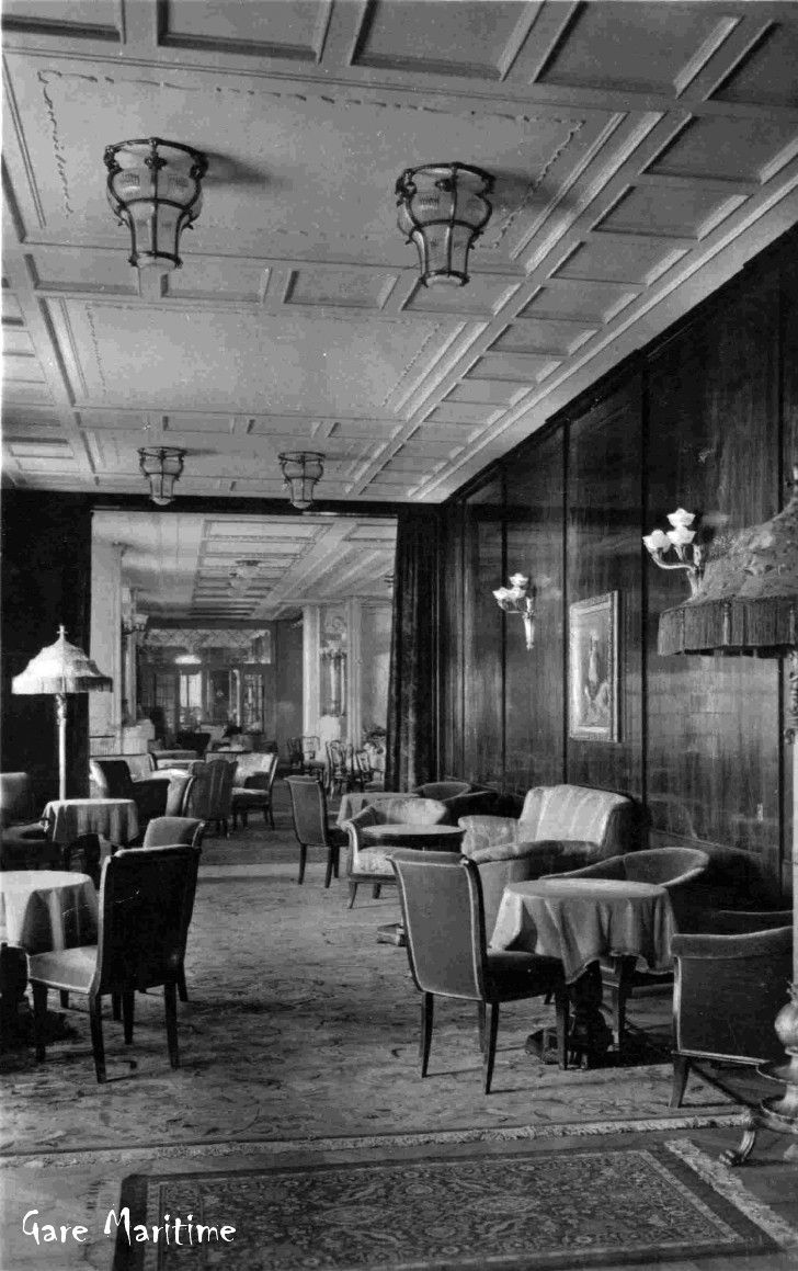 429 best art deco-commercial interiors images on pinterest | art
