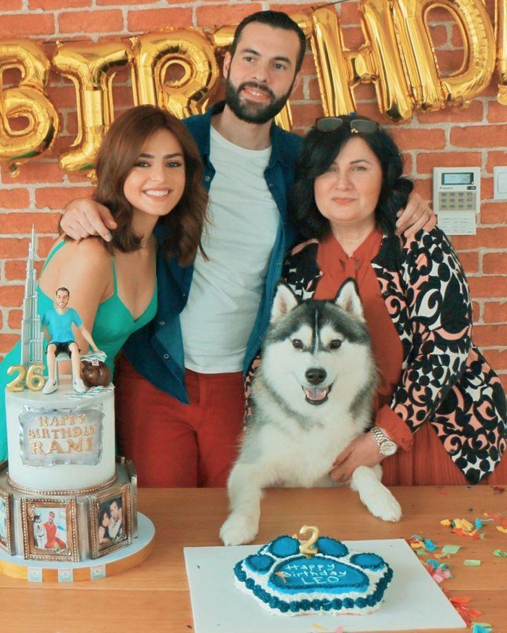 38k Likes 177 Comments Safa Srour صفا سرور Safasrour On Instagram Happy Birthday Ramrom Leo Animals Dogs Husky