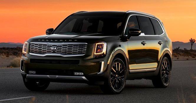 بررسی و مشخصات فنی کیا تلوراید 2020 رقابت با آمریکایی ها تکراتو Win Car Kia Telluride