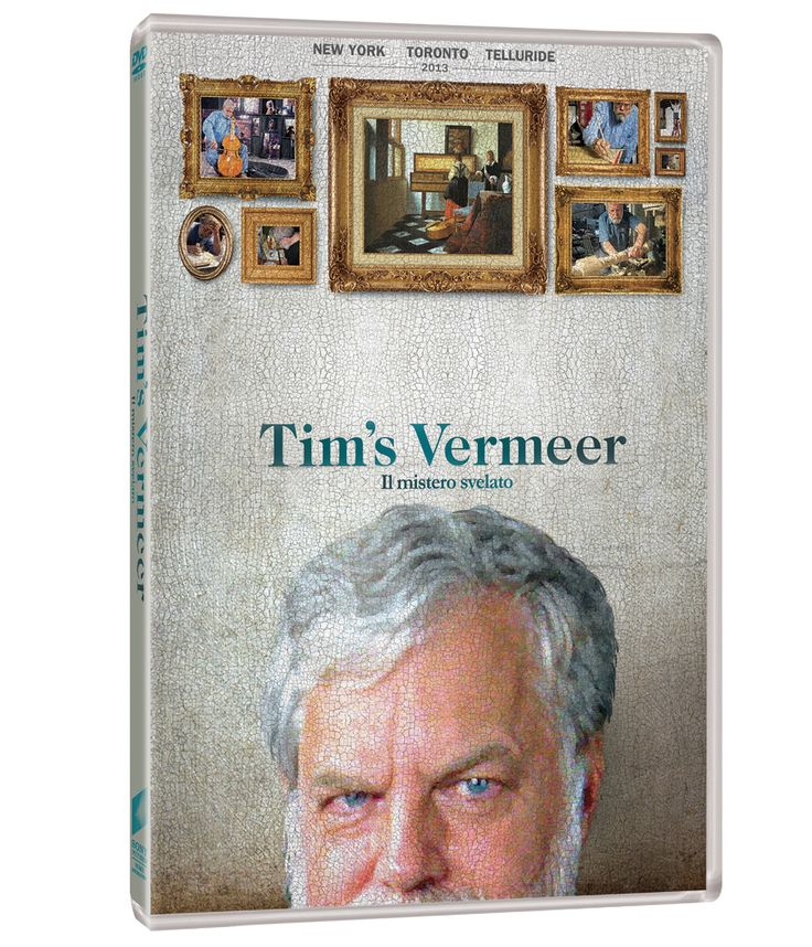 Tim's Vermeer - Il Mistero Svelato - In DVD dal 23 luglio