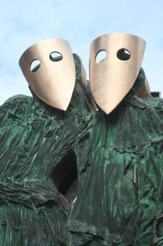 Carnaval monument, Sittard
