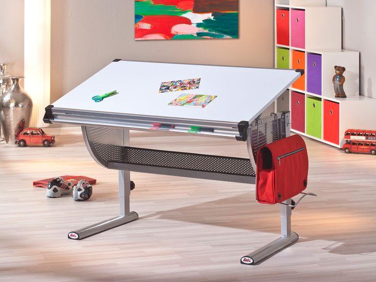 IBO Skrivbord Barn Vit i gruppen Inomhus / Barnmöbler / Skrivbord hos Furniturebox (100-52-68678)
