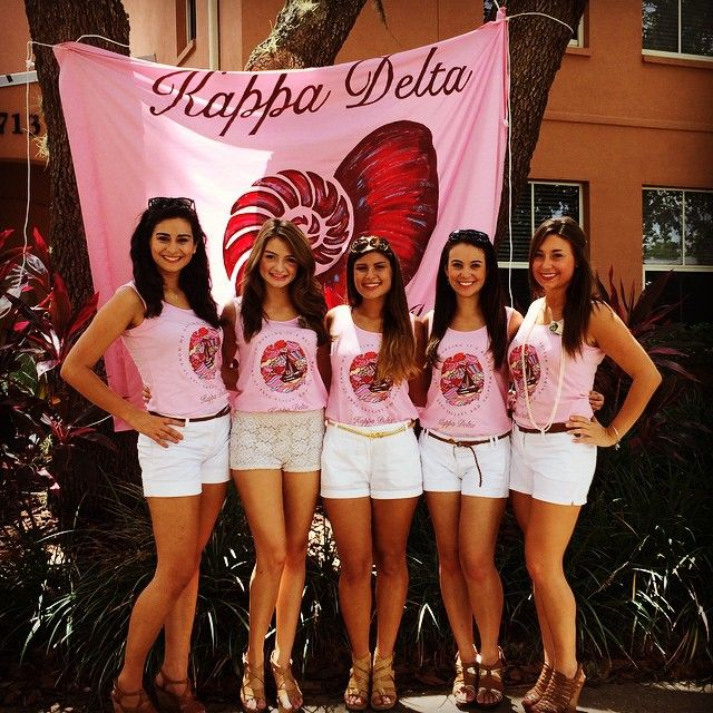 Sororities at your university? (for my research paper)?
