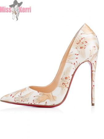 Туфли Christian Louboutin So Kate hands
