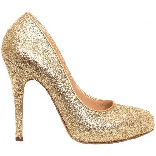 Shop online www.condurbyalexandru.com  #CONDURbyalexandru #Shoes @1031 Glitter auriu