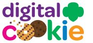 So my niece is selling Girl Scout cookies and it's gone digital! Want to order some?  eCookie Digital Order Card (wish this technology was around when I was a troop leader!)