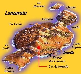 Lanzarote  Playa Blanca
