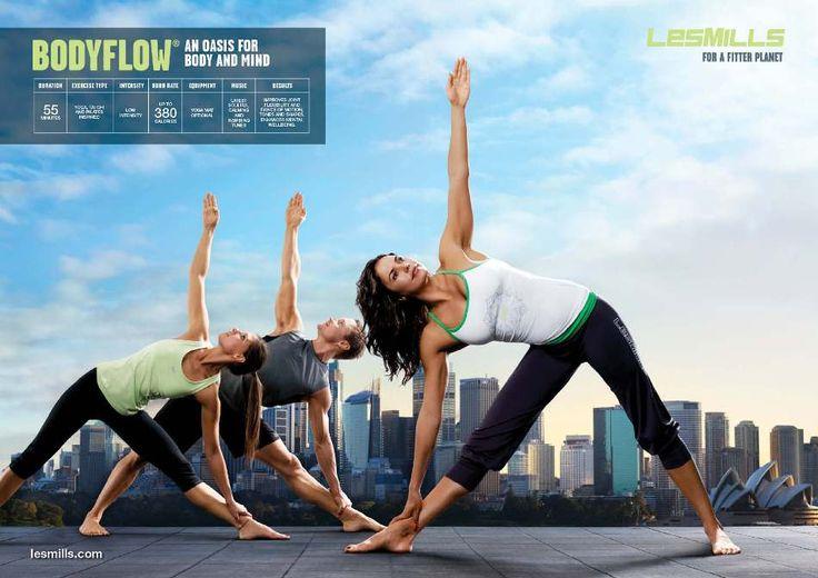 love love body flow. core strength-stretch-peace.