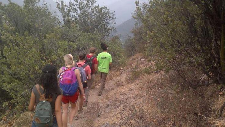 Trekking Www.maipoadventure.cl Reserva aquí!