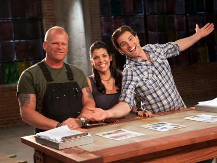Go behind the scenes and on location with Mike Holmes and the rest of the crew on the shoot of HGTV's hit series <em>All American Handyman</em>.