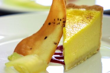 Peter Gordon's lemon tart