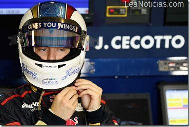 """Johnny Cecotto: """"2013 será mi año en la GP2 Series"""" - http://www.leanoticias.com/2013/01/16/johnny-cecotto-2013-sera-mi-ano-en-la-gp2-series/"""