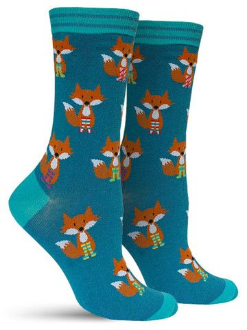 1d389d47b Frida Kahlo Socks | Womens in 2019 | Christmas | Socks, Fox socks, Fashion  socks