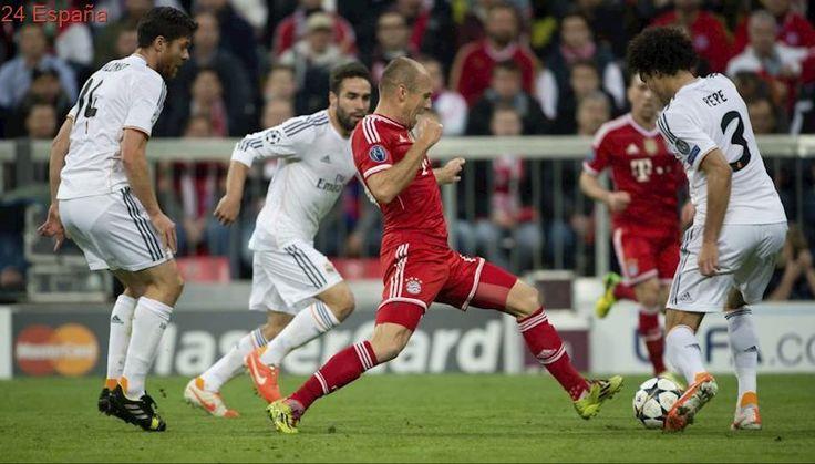 """Arjen Robben: """"No guardo buenos recuerdos de mi etapa en el Real Madrid"""""""