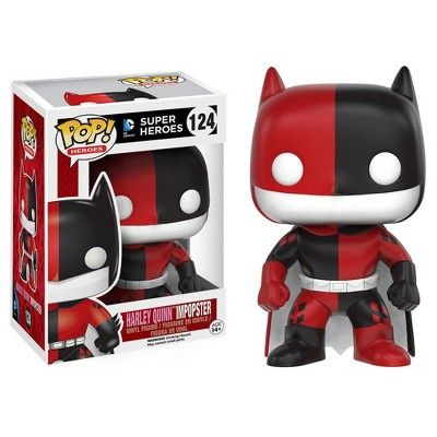 Funko ImPOPster: Pop! Heroes Collectors Set; Batman/Harley, Batman/Riddler, Batgirl/PosionIvy