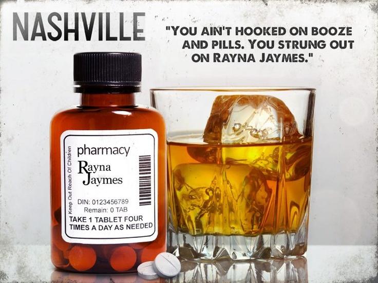 ABC Nashville - Hooked on Rayna Jaymes