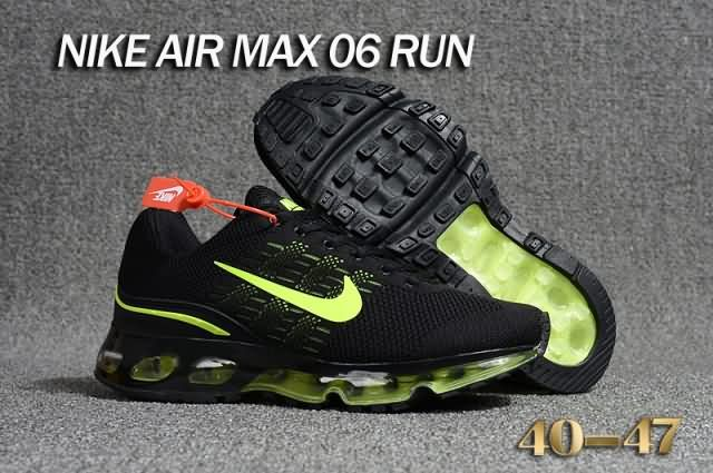 Cheap Nike Air Max 360 Flyknit Men shoes Black Green For Discount Only Price $67 To Worldwide and Free Shipping WhatsApp:8613328373859