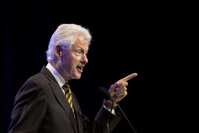 Bill Clinton Concedes His Crime Law Jailed Too Many for Too Long - The New York Times