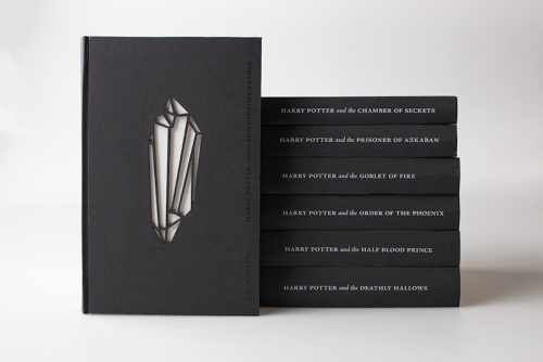 Our Favorite Re-Designed Harry Potter Covers | Bookstr